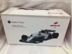 1/18 18S350 アルファロメオ ザウバー F1 Team No.16 Aze|SPARK