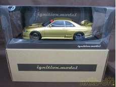 TOP SECRET GT-R (BCNR33) Gold|IGNITION MODEL
