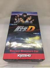 1/64 頭文字D 新劇場版 4台セット 限定 完成品 KYOSHO