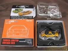 Honda NSX Type S・Zero (1997年式) オレンジ TOMYTEC