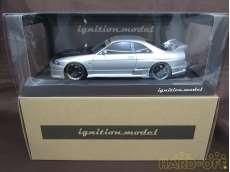 TOP SECRET GT-R (BCNR33) Silver|IGNITION MODEL
