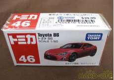 Toyota 86 トヨタ 86 トミカ|TAKARA TOMY