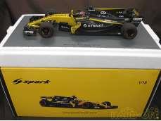 Renault R.S. 17 Nico Hukenberg|SPARK