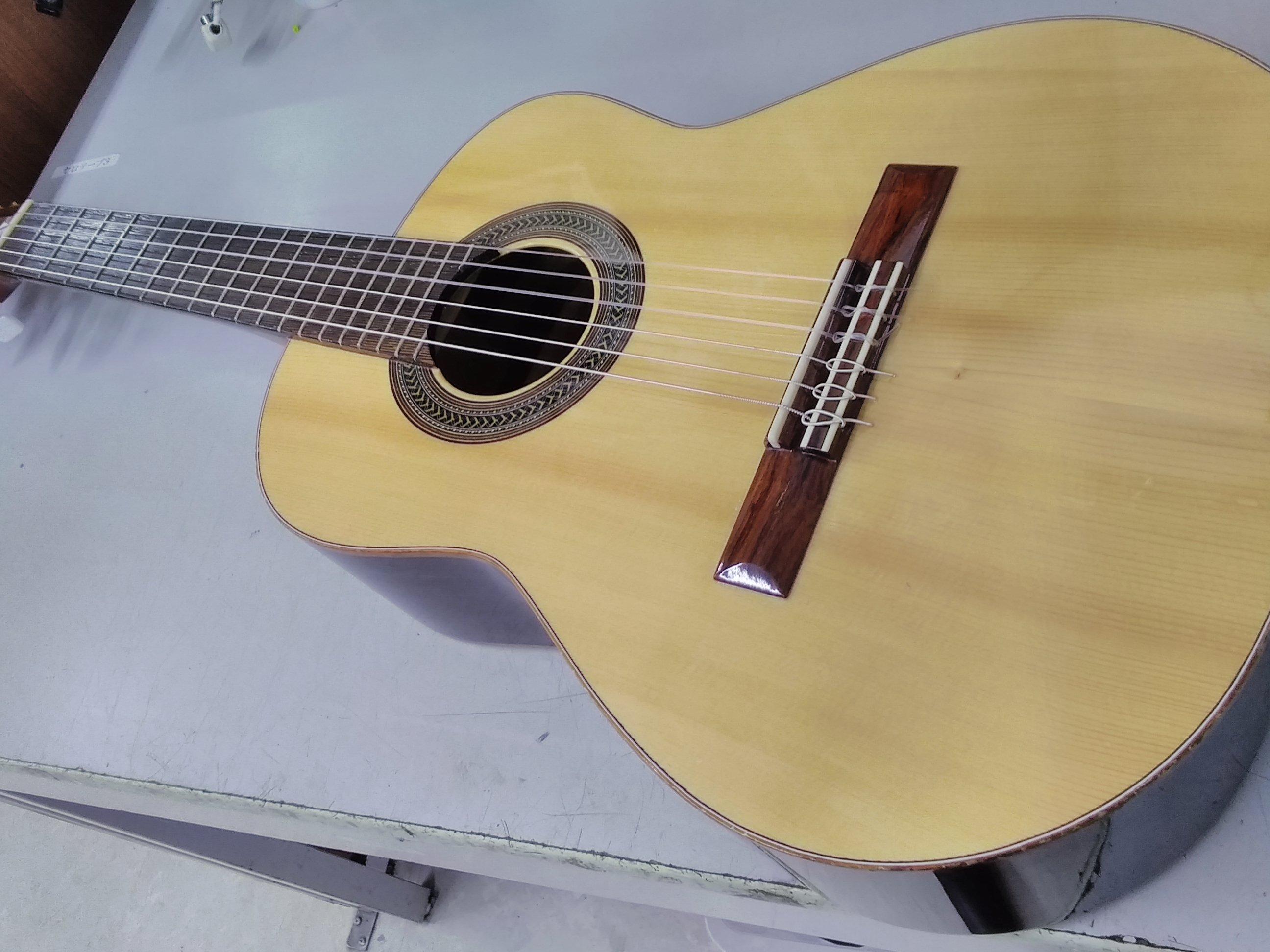クラシックギター YUKIHIRO CHAI