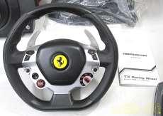 ドライビングコントローラー THRUSTMASTER
