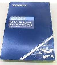 92623 JR24系25形 特急寝台車|TOMIX