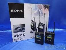 UHF ワイヤレスマイク|SONY