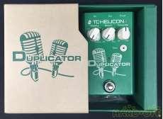 ボーカル用エフェクター|TC-HELICON
