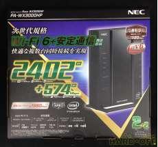 Wi-Fiルーター|NEC