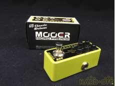 プリアンプ ギターエフェクター|MOOER