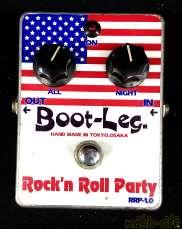 オーバードライブ|BOOT-LEG