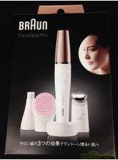 FaceSpa Pro|BRAUN