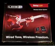 ワイヤレスギターシステム|LINE6