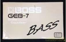 ベース用イコライザー|BOSS