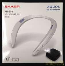ネックスピーカー|SHARP