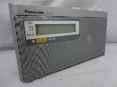 FM緊急放送対応ラジオ PANASONIC