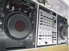 DJセット(CDJ+ミキサー) PIONEER