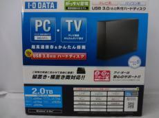 HDCL-UT2.0K 外付けHDD|I・O DATA