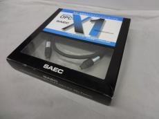 OPC-X1 0.6m 超高速光グラスファイバーケーブル|SAEC