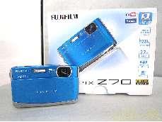 FinePix Z70 コンパクトデジタルカメラ