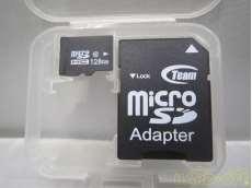 microSDHCメモリーカード その他ブランド