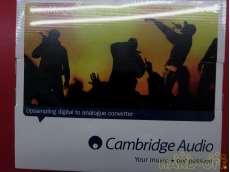 PC対応D/Aコンバーター|CAMBRIDGE AUDIO