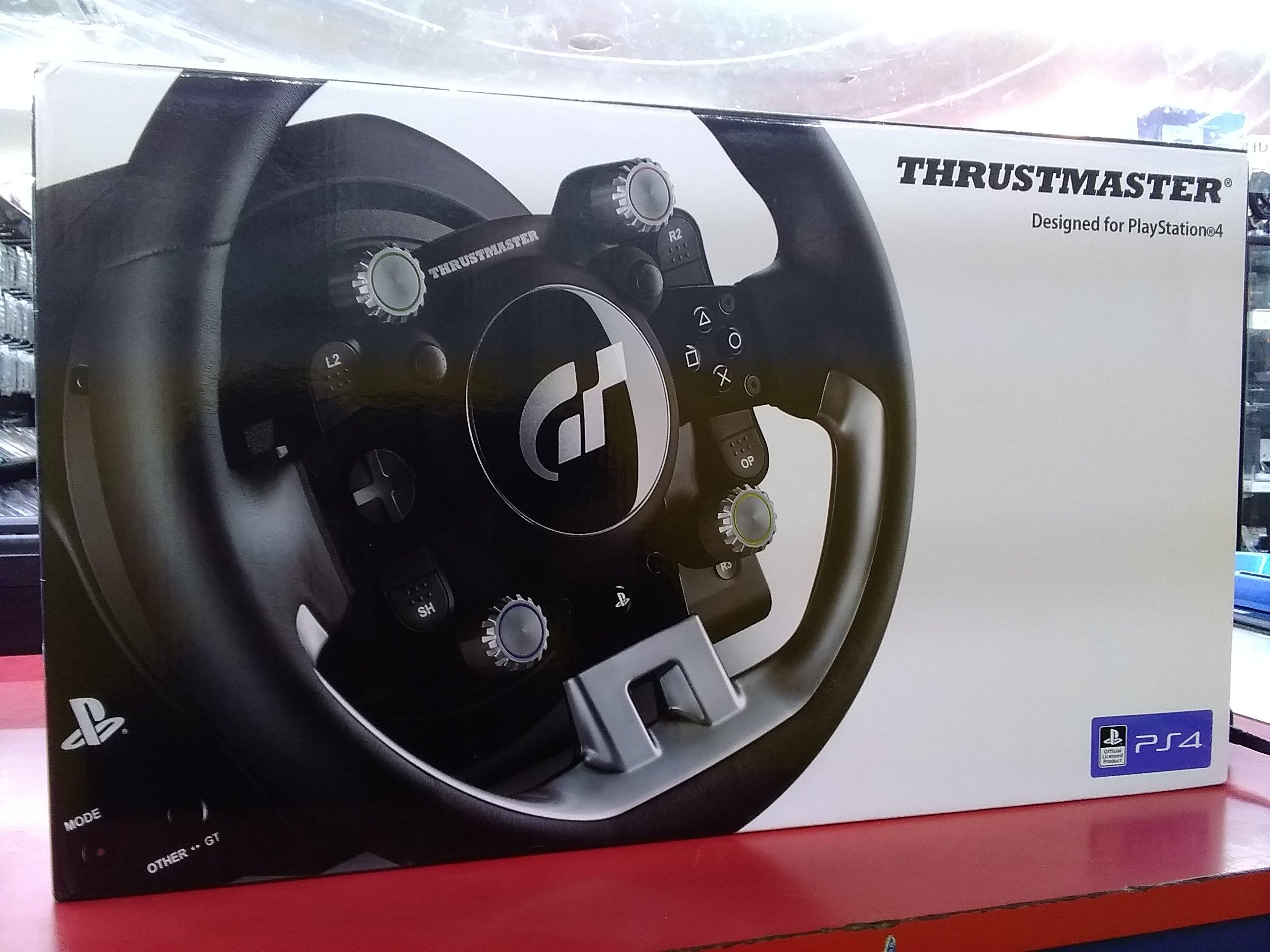 ハンコン スラストマスター|THRUSTMASTER
