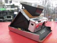 マニュアルフォーカスポラロイドカメラ (ジャンク品) POLAROID