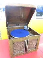 蓄音機 (ジャンク品)|COLUMBIA