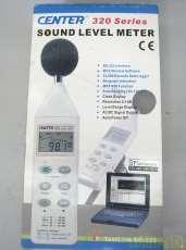 デジタル騒音計 (ジャンク品)|CENTER