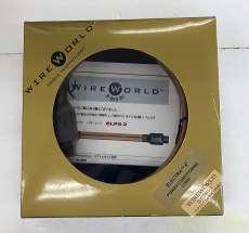 電源ケーブル|WIRE WORLD