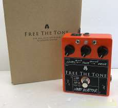 歪み系エフェクター|FREE THE TONE