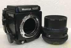 マミヤ中判カメラ用レンズ