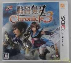 戦国無双 Chronicle3 