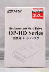 内蔵型HDD3.5インチ 2TB BUFFALO