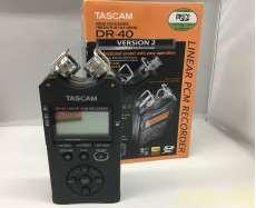 DR-2 VERSION 2 リニアPCM レコーダー 中古|TASCAM