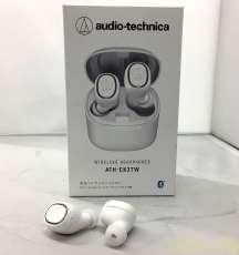 ワイヤレスイヤホン AUDIO-TECHNICA