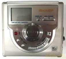 ポータブルMDレコーダー|SHARP