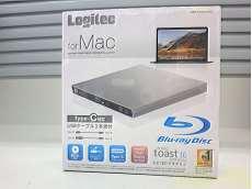 Mac用Blu-rayドライブ|LOGITEC