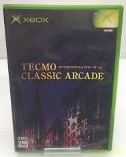 TECMO CLASSIC ARCADE|TECMO