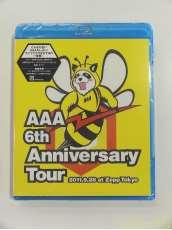 【未開封品】AAA 6th Anniversary Tour 2011.9.28|avex trax