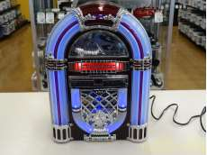 ジュークボックス型CDラジオ|WINTECH