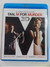 ダイヤルMを廻せ! 3D&2D [Blu-ray] WARNER
