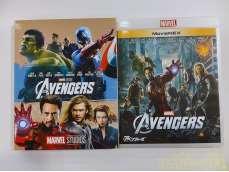 アベンジャーズ MovieNEX [ブルーレイ+DVD+デジタルコピー+MovieN|DISNEY