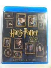 ハリー・ポッター 8-Film ブルーレイセット (8枚組) [Blu-ray]|E・WERNER