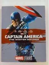 キャプテン・アメリカ/ウィンター・ソルジャー MovieNEX [ブルーレイ+DVD|DISNEY