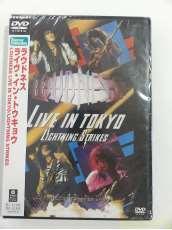 【未開封品】ライヴ・イン・トウキョウ ライトニング・ストライクス [DVD] Warner Music Japan