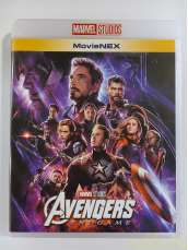 アベンジャーズ/エンドゲーム MovieNEX [ブルーレイ+DVD+デジタルコピー|DISNEY