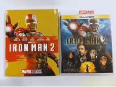 アイアンマン2 MovieNEX [ブルーレイ+DVD+デジタルコピー+MovieN|DISNEY