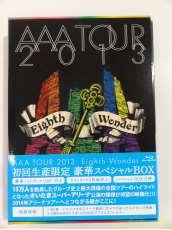 AAA TOUR 2013 Eighth Wonder (2枚組Blu-ray Di|avex trax